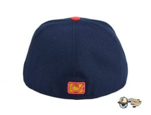 Chamuco Devil 59Fifty Fitted Hat Collection by Chamucos Studio x New Era Swinging