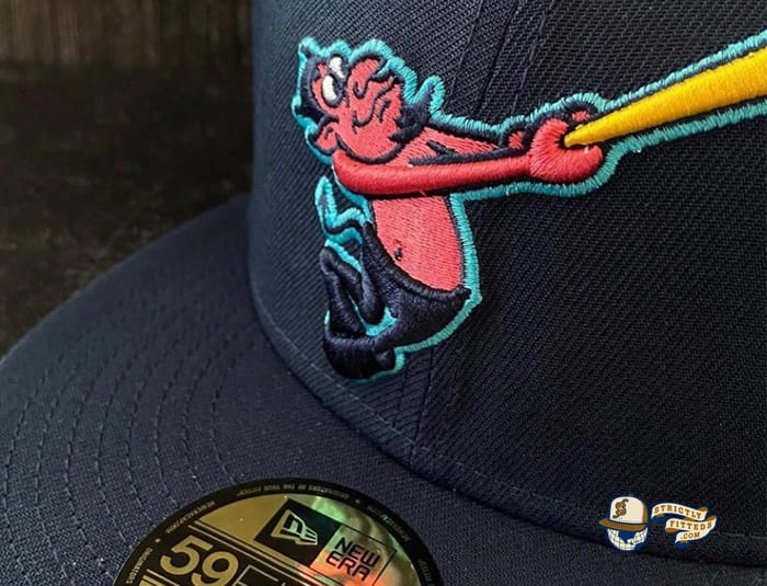 Chamuco Devil 59Fifty Fitted Hat Collection by Chamucos Studio x New Era Zoom