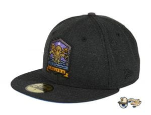 Cthulhu 59Fifty Fitted Hat by Dionic x New Era Side