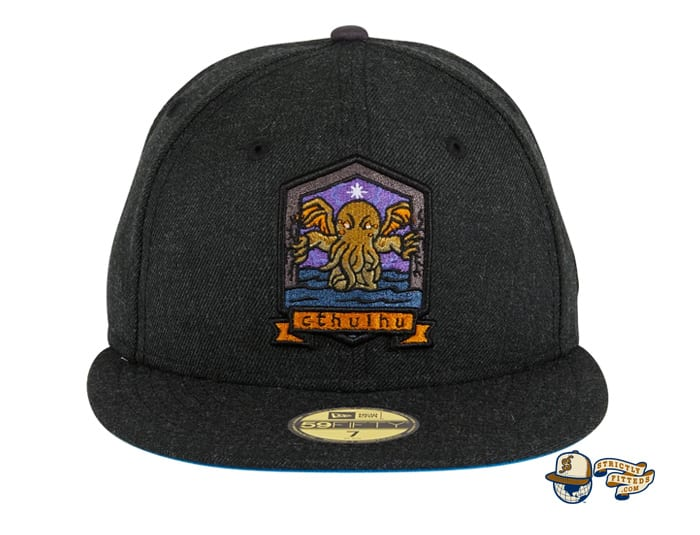 Cthulhu 59Fifty Fitted Hat by Dionic x New Era
