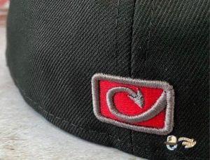 Flying Demon 59Fifty Fitted Hat by Chamucos Studio x New Era Back