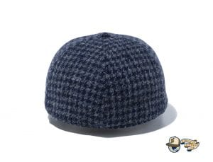 Harris Tweed 59Fifry Fitted Cap Collection by Harris Tweed x New Era Back