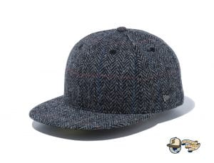 Harris Tweed 59Fifry Fitted Cap Collection by Harris Tweed x New Era Front