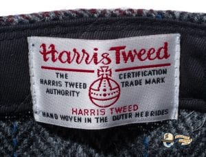 Harris Tweed 59Fifry Fitted Cap Collection by Harris Tweed x New Era Label