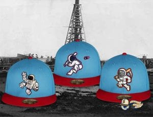 House of Pain Moonwalker 59Fifty Fitted Cap Collection by Uncle Dave x The Capologists x New Era