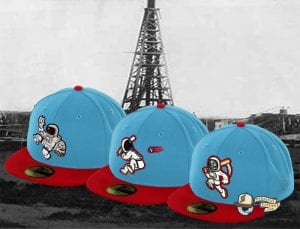 House of Pain Moonwalker 59Fifty Fitted Cap Collection by Uncle Dave x The Capologists x New Era Front