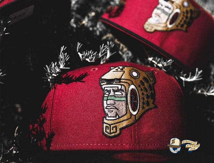 Jag Warrior Sedona Black 59Fifty Fitted Hat by Dankadelik x New Era