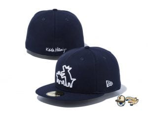 Keith Haring 2020 59Fifty Fitted Cap Collection by Keith Haring x New Era