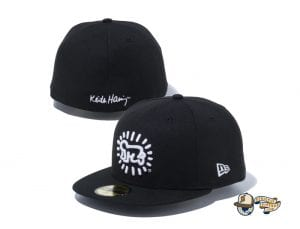 Keith Haring 2020 59Fifty Fitted Cap Collection by Keith Haring x New Era Baby