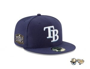 MLB World Series 2020 59Fifty Fitted Cap Collection by MLB x New Era Tampa