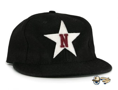 Nashville Stars 2020 Fitted Ballcap by Ebbets