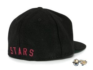 Nashville Stars 2020 Fitted Ballcap by Ebbets Back