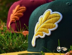 Oak Leaf 59Fifty Fitted Cap by Noble North x New Era Zoom