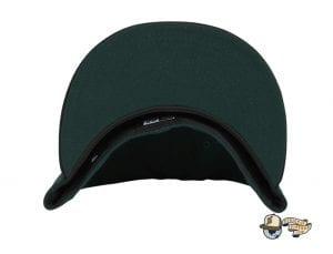Revolutionary Skull Green Black 59Fifty Fitted Hat by Dankadelik x New Era Undervisor