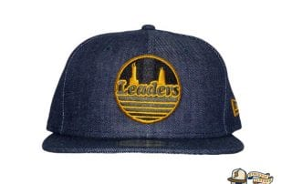 Seal Raw Denim 59Fifty Fitted Hat by Leaders 1354 x New Era