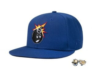 Adam Bomb 59Fifty Fitted Cap by The Hundreds x New Era
