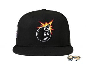 Adam Bomb 59Fifty Fitted Cap by The Hundreds x New Era Front