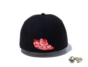 Alehsy 59Fifty Fitted Cap Collection by Alehsy x New Era Back