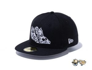 Alehsy 59Fifty Fitted Cap Collection by Alehsy x New Era Left