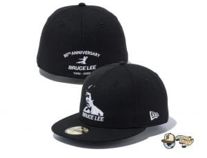 Bruce Lee 80th Anniversary 59Fifty Fitted Cap Collection by Bruce Lee x New Era