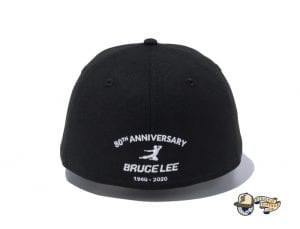 Bruce Lee 80th Anniversary 59Fifty Fitted Cap Collection by Bruce Lee x New Era 80th