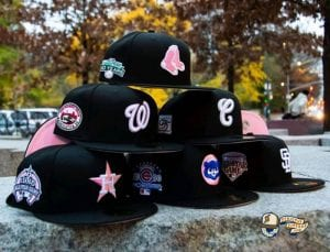 Cookies N Cream 59Fifty Fitted Hat Collection by MLB x New Era