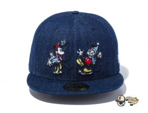 Disney Fall Winter 59Fifty Fitted Cap Collection by Disney x New Era Winter