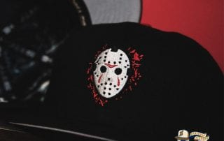 Friday The 13th 40th Anniversary 50Fifty Fitted Hat by Friday The 13th x New Era