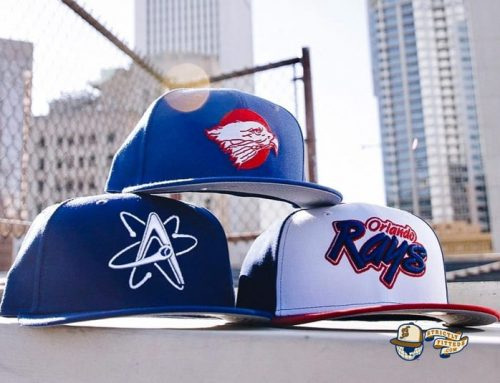 Hat Club MiLB November 24 59Fifty Fitted Hat Collection by MiLB x New Era