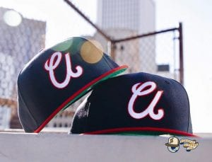 Hat Club MiLB November 24 59Fifty Fitted Hat Collection by MiLB x New Era Front