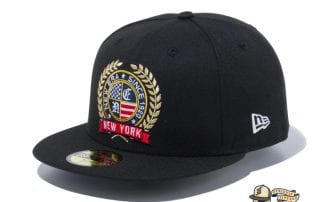 Logo Emblem 59Fifty Fitted Cap by New Era