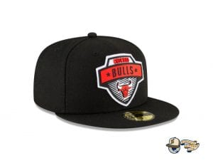 NBA Tip Off Edition 59Fifty Fitted Cap Collection by NBA x New Era Diagonal