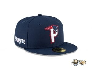 NFL Logo Mix 59Fifty Fitted Cap Collection by NFL x New Era