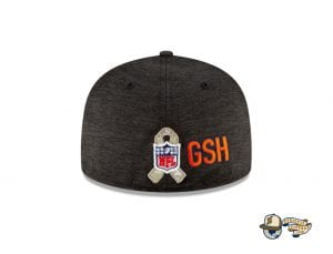 NFL Salute To Service 59Fifty Fitted Cap Collection by NFL x New Era Back