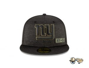 NFL Salute To Service 59Fifty Fitted Cap Collection by NFL x New Era Front