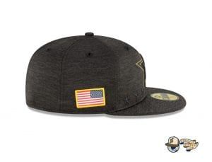 NFL Salute To Service 59Fifty Fitted Cap Collection by NFL x New Era Right