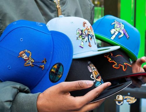 Toy Story 25th Anniversary 59Fifty Fitted Hat Collection by Toy Story x New Era