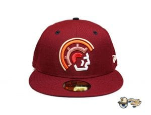 Vanguard Cardinal Multi 59Fifty Fitted Cap by Fitted Hawaii x New Era