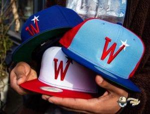 Washington Stars Prototype 59Fifty Fitted Cap by MLB x New Era
