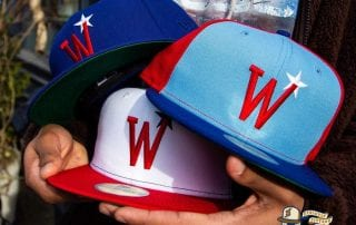 Washington Stars Prototype 59Fifty Fitted Cap by MLB x New Era