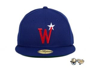 Washington Stars Prototype 59Fifty Fitted Cap by MLB x New Era Front