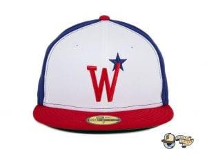 Washington Stars Prototype 59Fifty Fitted Cap by MLB x New Era Rail