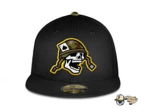 Aces High 59Fifty Fitted Cap by The Capologists x New Era Front