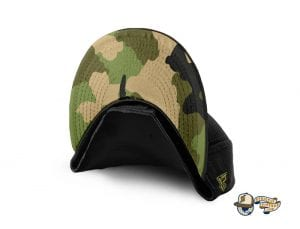 Aces High 59Fifty Fitted Cap by The Capologists x New Era Undervisor