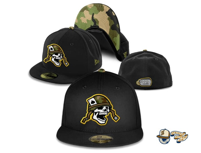 Aces High 59Fifty Fitted Cap by The Capologists x New Era