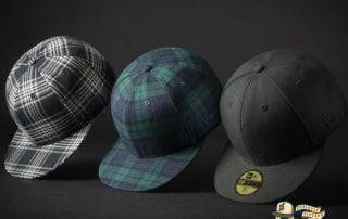 Black Label Patch 59Fifty Fitted Cap Collection by New Era