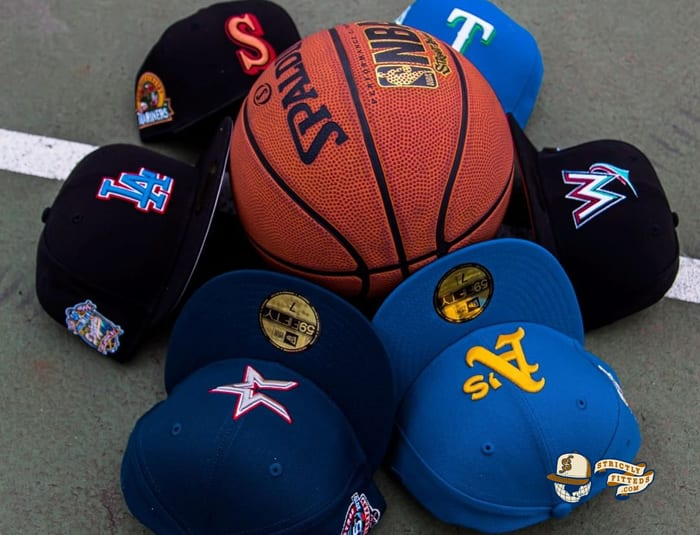 Diamond Crossover Hat Club 59Fifty Fitted Hat Collection by MLB x New Era