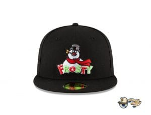 Frosty The Snowman 59Fifty Fitted Cap Collection by Frosty The Snowman x New Era Front