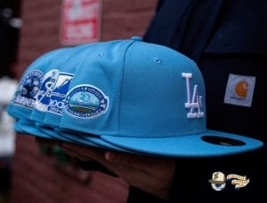 Icebergs Hat Club December 19 59Fifty Fitted Hat Collection by MLB x New Era Right