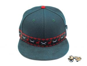 Justfitteds X-Mas Edition 2020 59Fifty Fitted Cap by Justfitteds x New Era